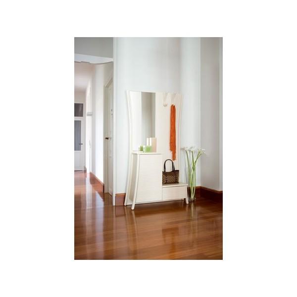 meuble d 39 entr e en rotin maison lehodey. Black Bedroom Furniture Sets. Home Design Ideas