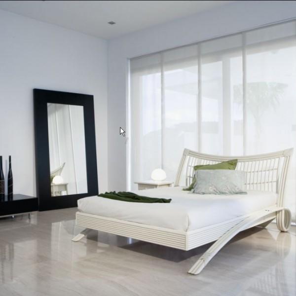 t te de lit osier rotin des photos des photos de fond. Black Bedroom Furniture Sets. Home Design Ideas
