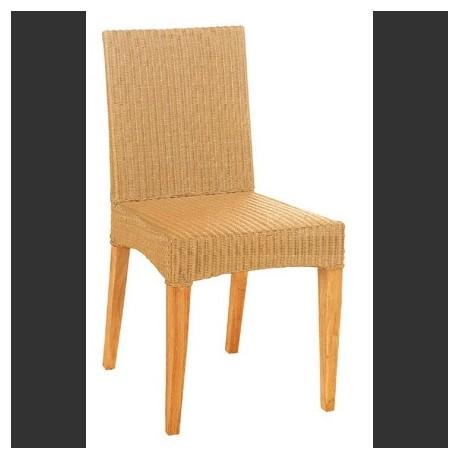 chaise loom bizet maison lehodey. Black Bedroom Furniture Sets. Home Design Ideas