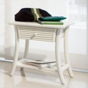 chevet en rotin maison lehodey. Black Bedroom Furniture Sets. Home Design Ideas