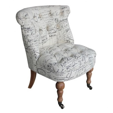 Fauteuil crapaud ARIELLE