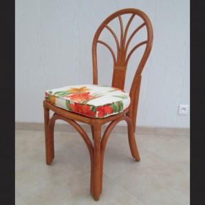 Chaise en rotin loom rotin tress ou abaca maison lehodey for Chaises en rotin tresse