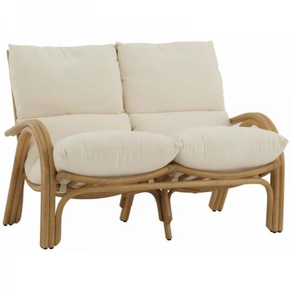 Canap en rotin, banquette, collection meubles en rotin - Artbambou