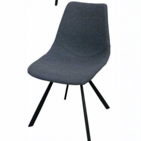 Chaise Scandinave ALICIA grise
