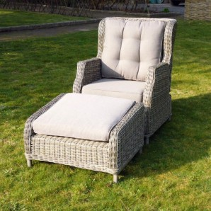 fauteuil ext rieur pour jardin ou terasse maison lehodey. Black Bedroom Furniture Sets. Home Design Ideas