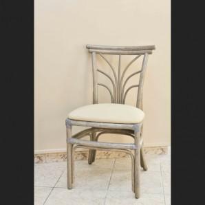 Chaise En Rotin Loom Tresse Ou Abaca