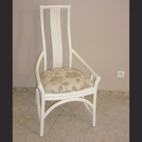 Chaise Design en rotin